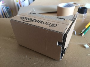 ダンボ―で自作Google Cardboardをつくってみたのでまとめ