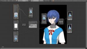Blenderでセルルックシェーディング(更新版)