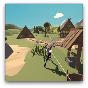 Oculus GO TPSゲーム デモ